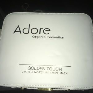ADORE- GOLDEN TOUCH 24K TECHNO-DERMIS FACIAL MASKS